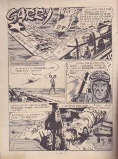 Extrait de Garry (sergent) (Imperia) (1re série grand format - 1 à 189) -135- Alerte en mer