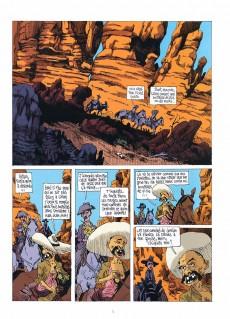Extrait de Chiquito la muerte -1- Le retour de Mananifek