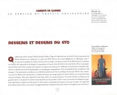Extrait de (AUT) Martin, Jacques - Carnets de guerre