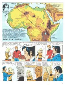 Extrait de Alain Chevallier -5'- Safari pour Zombis