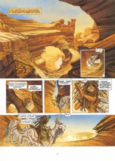 Extrait de Tykko des sables -1- Les Chevaucheurs des vents