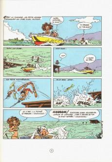 Extrait de Les petits hommes -7- Les ronces du samouraï