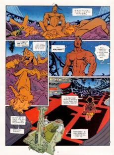 Extrait de Anibal Cinq -2- Chair d'Orchidée pour le Cyborg