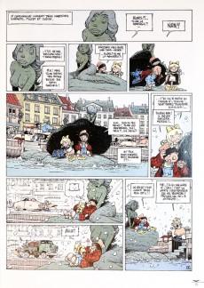 Extrait de Sales petits contes -1- Andersen
