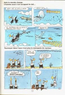 Extrait de Les voraces -3- Dans la mélasse