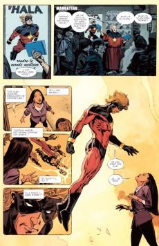 Extrait de Marvel Universe (Panini - 2007) -13- Captain Marvel