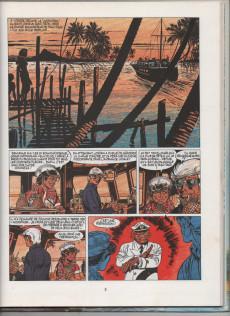 Extrait de Bernard Prince -6b1984- La loi de l'ouragan