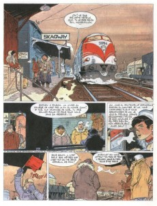 Extrait de Bernard Prince -13- Le port des fous