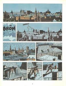 Extrait de Jacques Gallard (Une aventure de) -2- Soviet Zig Zag