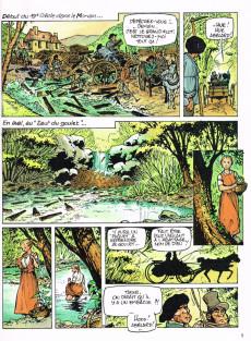 Extrait de Le grand fleuve -1- Jean Tambour