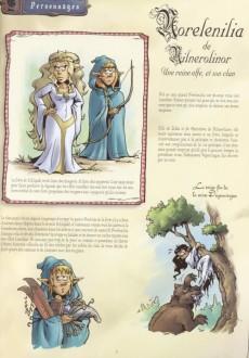 Extrait de Les arcanes de Naheulbeuk -2- Des boudins et des Elfes
