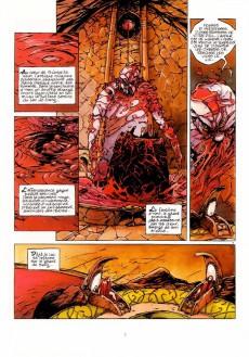 Extrait de Le cœur de sang -2- Le bracelet d'Angrbode