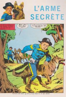 Extrait de Rin Tin Tin (Hors série) - L'arme secrète