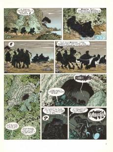 Extrait de Percevan -9- L'Arcantane Noire