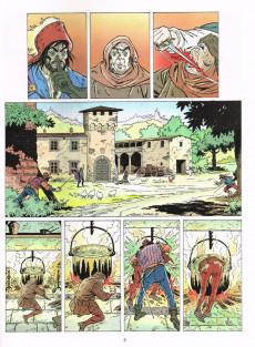 Extrait de Toile et la dague (la) -3- Le prince foudroyé