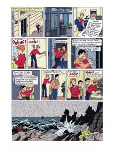 Extrait de Marion Duval -18- Les disparues d'Ouessant