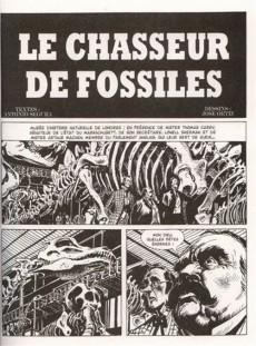 Extrait de Tex (Maxi) (Clair de Lune) -2- Le chasseur de fossiles