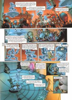 Extrait de Tessa agent intergalactique -5- Là où il y a de la gemme...