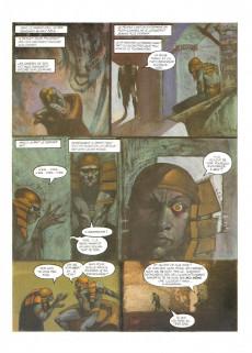 Extrait de Sláine -3- Le Roi des Celtes