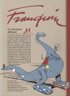 Extrait de Spirou et Fantasio -6- (Int. Dupuis 2) -7- Le mythe Zorglub (1959-1960)