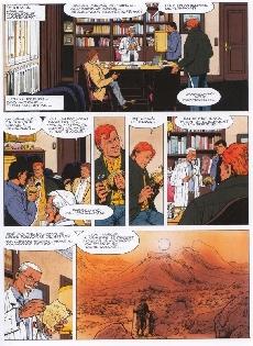 Extrait de Bob Morane 3 (Lombard) -64- Les dents du tigre (1)