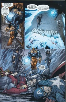 Extrait de Ultimate Fantastic Four -29- Thanos (2)