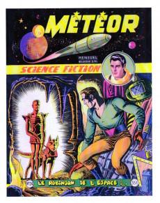 Extrait de Météor (Intégrale) -5- Volume 5