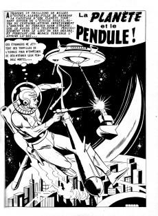Extrait de Sidéral (1re série) -27- La planète et le pendule