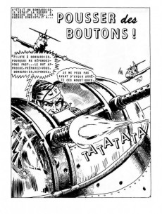Extrait de Commando (1re série - Artima) -1- Pousser des boutons