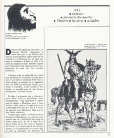 Extrait de (AUT) Jacobs, Edgar P. -3- Un opéra de papier - Les mémoires de Blake et Mortimer
