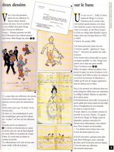 Extrait de (AUT) Hergé -51- Tout Hergé, itinéraire d'un collectionneur chanceux