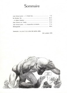 Extrait de (AUT) Giraud / Moebius -6- Mister Moebius et docteur Gir