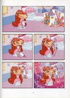 Extrait de Lily -1- Joyeux anniversaire, princesse!