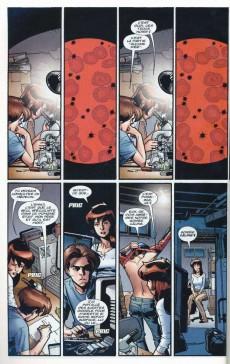 Extrait de Ultimate Spider-Man (1re série) -66- La guerre des symbiotes (2)