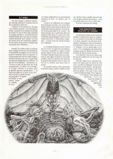 Extrait de Légendes des contrées oubliées - L'encyclopédie du jeu de rôle