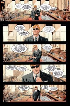 Extrait de Daredevil : L'Homme sans peur (Marvel Deluxe - 2008) -2- Le Procès du siècle