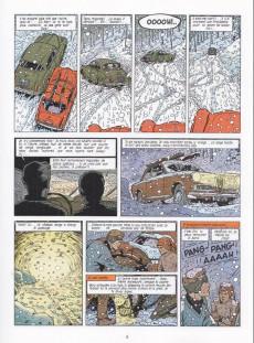 Extrait de Lefranc -INT1- Lefranc - La trilogie Borg