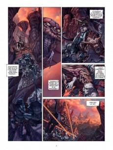 Extrait de Beast -2- Amrath, la reine sauvage