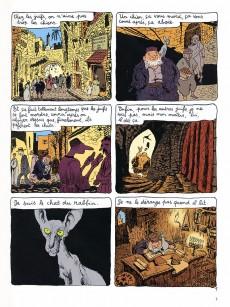 Extrait de Le chat du Rabbin -1- La Bar-Mitsva