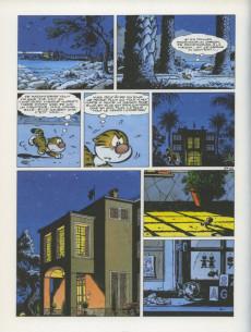 Extrait de Billy the Cat -3- L'été du secret