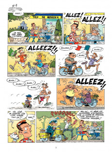 Extrait de Les vélo Maniacs -5- Tome 5