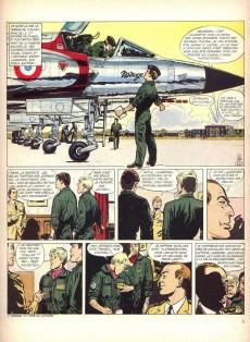 Extrait de Tanguy et Laverdure -13b1976- Lieutenant Double Bang