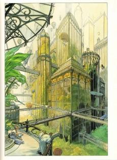 Extrait de Les cités obscures -H02- L'archiviste