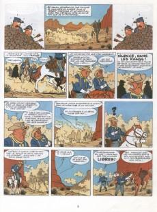 Extrait de Chick Bill -4151- Les déserteurs