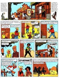 Extrait de Chick Bill -4454- Les diables à quatre