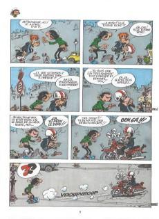 Extrait de Gaston (Hors-série) -Total1- Compil' de plage