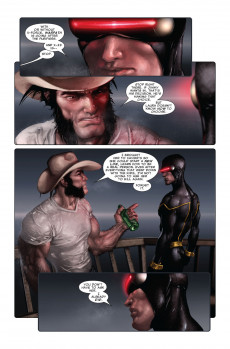 Extrait de X-Force Vol.3 (Marvel comics - 2008) -1- Issue # 1