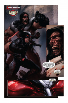 Extrait de X-Force Vol.3 (Marvel comics - 2008) -2- Issue # 2