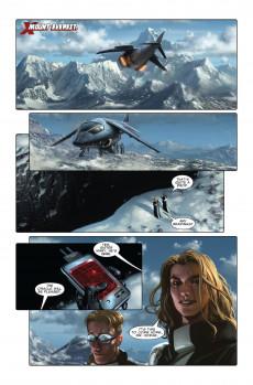 Extrait de X-Force Vol.3 (Marvel comics - 2008) -3- Issue # 3
