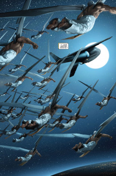 Extrait de X-Force Vol.3 (Marvel comics - 2008) -5- Issue # 5
